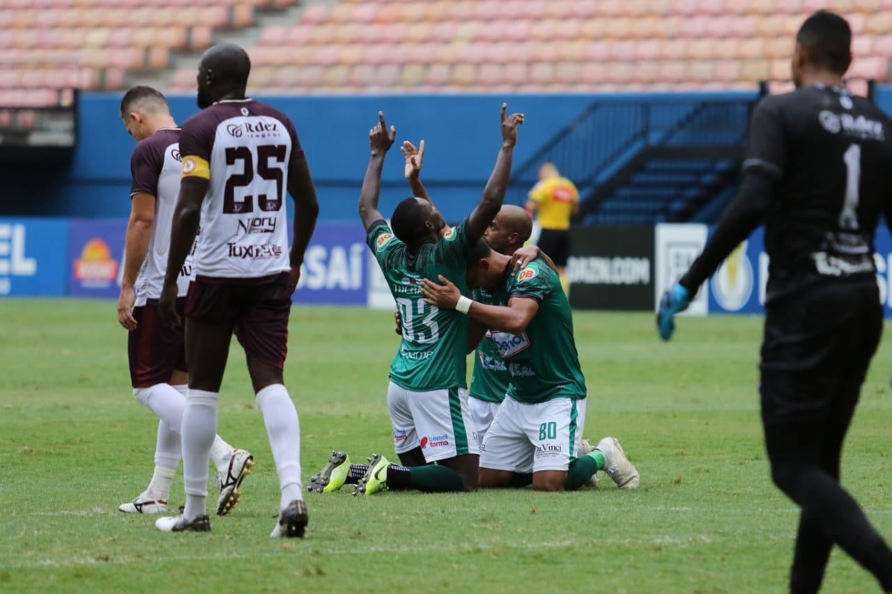Gavião do Norte conquista vitória épica na Arena da Amazônia